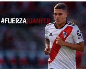 Juan Fernando Quintero inicia recuperación